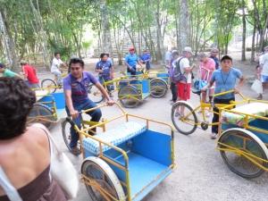 Bicylists
