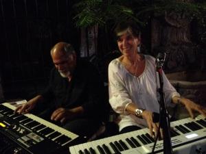 Doug and Marcia